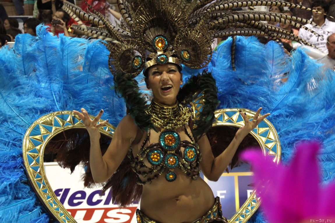 Карнавалы в аргентине секс