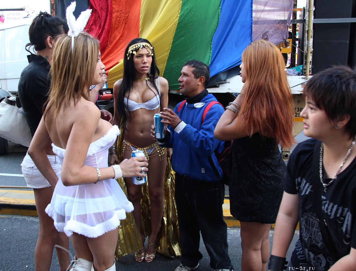 Видео аргентинских геев