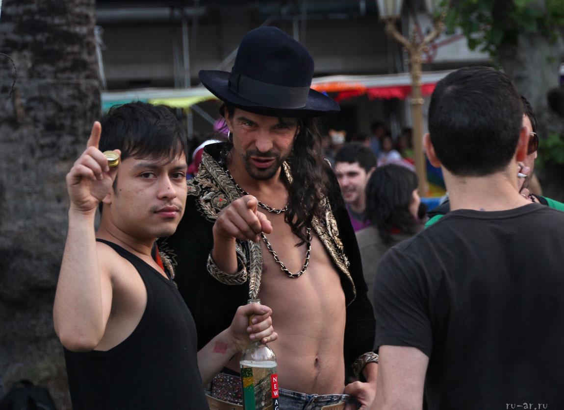 Бразилский геи