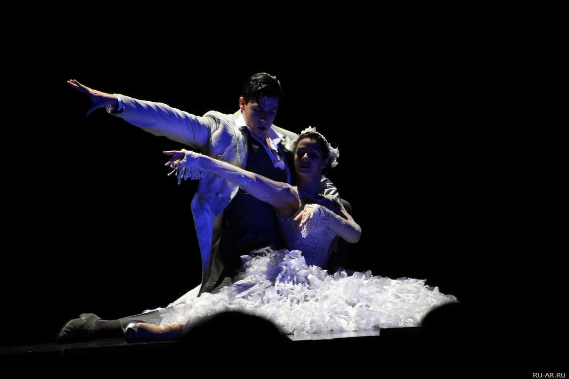 Танцовщица танго Kostumerka