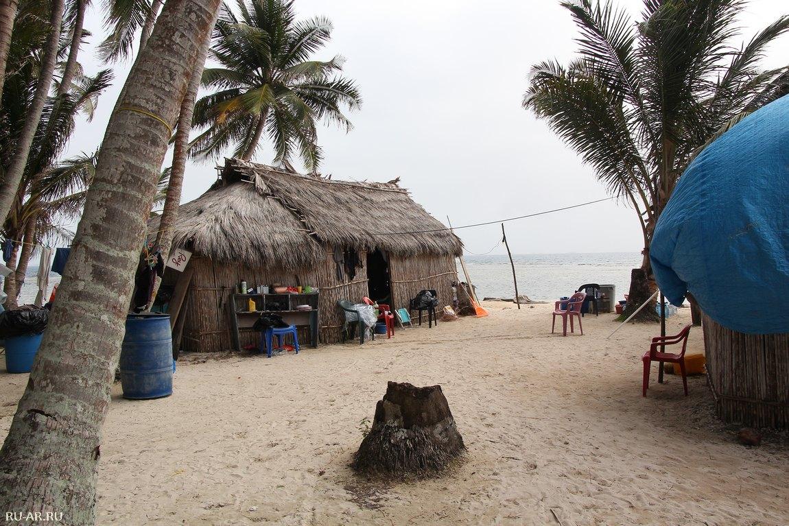 Панама купить остров